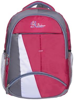 BLUTECH 36 School bag - Red
