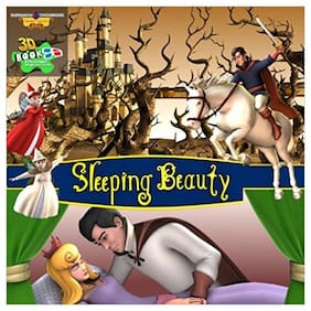 Bluto Sleeping Beauty 3D Book With 3D Glasses