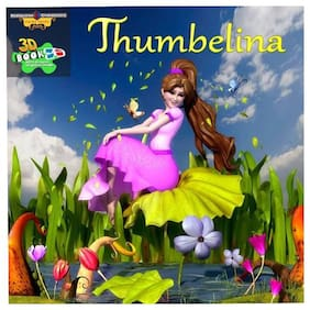 Bluto  Thumbelina 3D Book With 3D Glasses