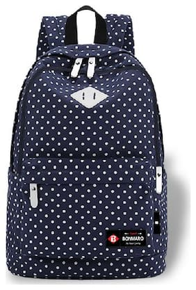 Bonmaro 25 litre Backpack - Navy blue