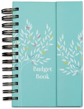 Boxclever Press Budget Book. Monthly Bill Organizer & Budget Planner Accounts of