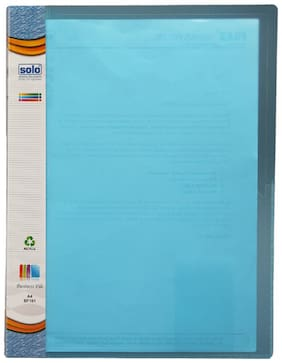 Business File-blue (pack Of 10)
