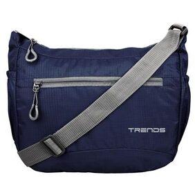STYLISH NAVY BLUE SLING BAG FOR UNISEX