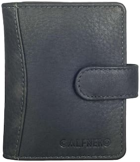 Calfnero Genuine Leather Card Case wallet