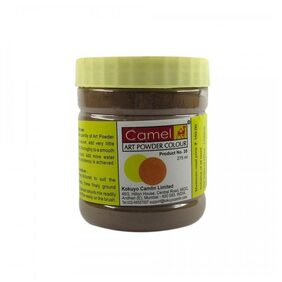 Camel Powder Colour 275ml Vandyke Brown (446)