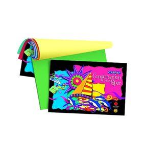 Campap Construction Paper-5 Mixed Colors (Ca-4951)