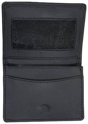 Card Holder  (Set of 1, Black)