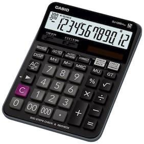 Casio DJ-120DPLUS Desktop - C & C Calculator (12 Digits)