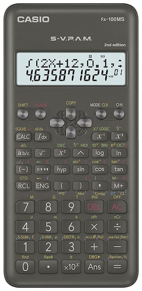 Casio FX-100MS-2nd Edition Scientific Calculator