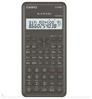 Casio FX-82MS-2nd Edition Scientific Calculator