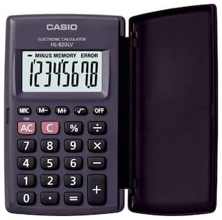 Casio HL820LV Basic - Battery Powered