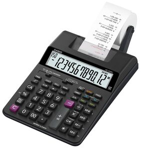 Casio HR-100RC Printing Calculator (12 Digits)