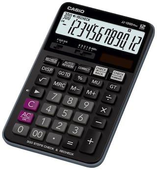 Casio JJ-120DPLUS Desktop - C & C Calculator (12 Digits)