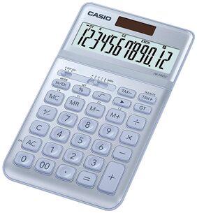 Casio JW-200SC-BU Desktop - Std Calculator (12 Digits)