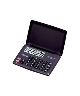 Casio LC-160LV Portable Calculator (8 Digit)