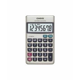 Casio LC-403TV Portable Calculator (8 Digit)