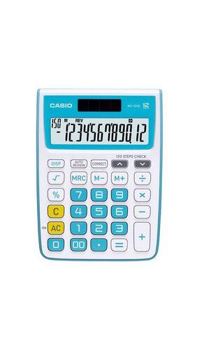 Casio MJ-12VCB-BU Desktop - C & C Calculator
