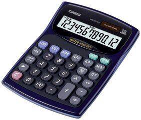 Casio WD-220MS-BU Portable Calculator (12 Digits)