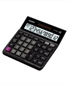 Casio WJ-120DPLUS Desktop - C & C Calculator (12 Digits)