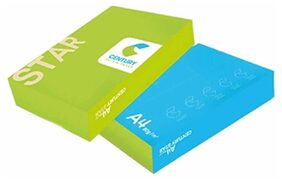 Century Paper A4 75 Gsm Pack Of 2 - 500 Sheets