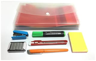 Cheque Expanding File with Accessories