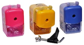 Chrome 9503 - Attractive Sharpener (Pack of 2)