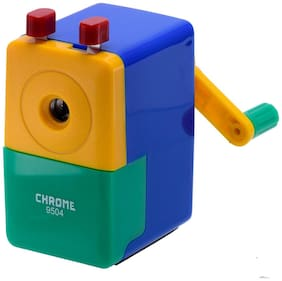 Chrome Blue 9504 - Tri Colour Sharpener (Pack Of 1)