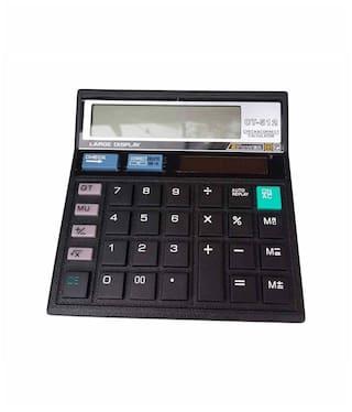 CLTLLZEN Big Digits Basic Calculator ( 12 Digits )