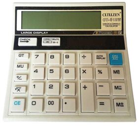 Cltllzen Calculator CT-512W - White