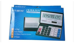 CLTLLZEN Calculator Diary Type ( 14 Digit )