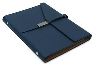 Coi Blue Business Undated Planner / Diary With Pen