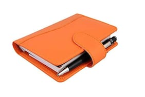 Coi Mini Orange Undated Notes Diary / Planner