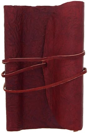 Craft Play Crush Leather Journal