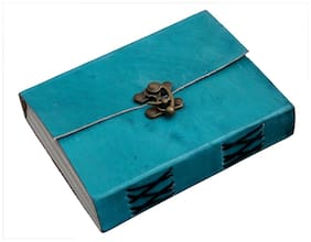 Craft Shop Handmade Traditional Leather Diary