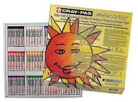 Cray-Pas Junior Artist Oil Pastels Color Pack  - 432-Count Set