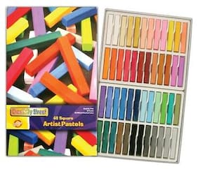 Creativity Street Square Artist Pastels 48-Color Set  - 48 Colors