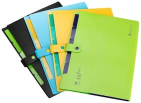 Crete Button Bag/Document Carrier/Document Bag,Set of 4