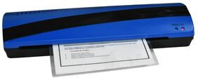 CROWN 130 (A4 Size Hot & Cold Pouch Laminator)