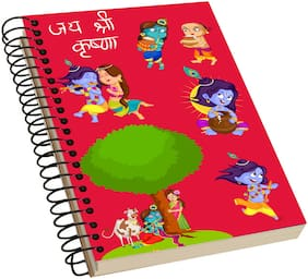 Damdam-Floral Notebook;No. of pages : 137