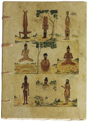 De Kulture Ancient Yoga Art Journal