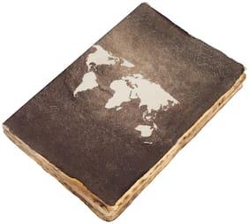 De Kulture Ancient Map Art Sketch Book