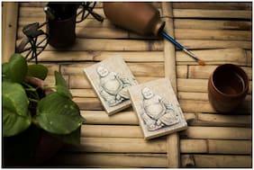 De Kulture Laughing Buddha Pocket Diary