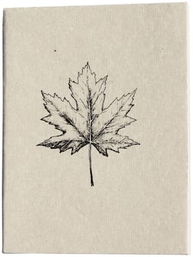 De Kulture Maple Leaf Pocket Diary