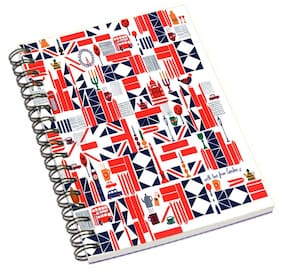 Designer Laminated Notebook -1001