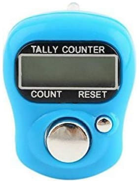 Digital Tally Counter  (Blue Pack of 1)