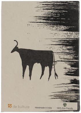 DK De Kulture Ancient Cow Cave Painting Notebook