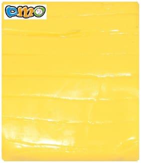 DMO Polymer Clay - Lemon Yellow 2Pcs