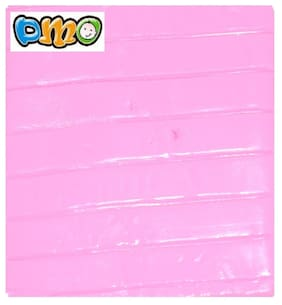 DMO Polymer Clay - Pink 2Pcs