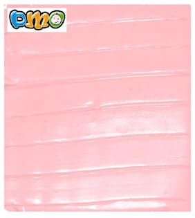 DMO Polymer Clay - Baby Pink 2Pcs