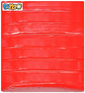 DMO Polymer Clay - Red 2Pcs